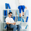 Office workers — Stock Photo #41732453