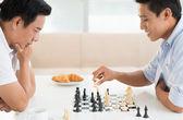 Compétition d'échecs — Photo