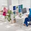 Working in the office — Stock Photo #46250011