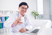 Doctor's prescription — Stock Photo