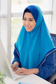 Vietnamese Muslim woman — Stock Photo