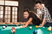 Young Vietnamese couple — Stock Photo