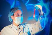 Scientific experiment  — Stock Photo