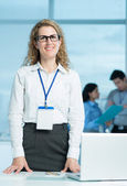 Master of Business  — Stock Photo