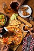 Večeře — Stock fotografie
