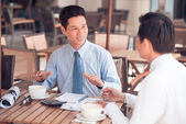 Business plans — Stock Photo
