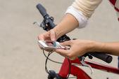 GPS navigator — Stok fotoğraf