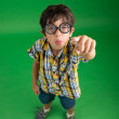 Boy in glasses — Stock Photo #50352379