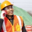 Construction worker — Stock Photo #21289775