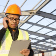 Construction engineer - Stock Photo