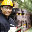 Industrial engineer — Stock Photo #26025907