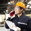 Industrial engineer — Stock Photo #26026071