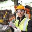 industrial engineer — Stock Photo