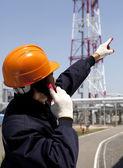 Industrial engineer — Stock Photo