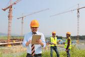Construction worker — ストック写真