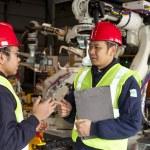 Industrial engineer — Stock Photo #41255607