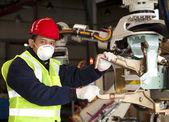 Industrial engineer — Стоковое фото