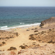 Stock Photo: Papagayo beach, Lanzarote, Canary Islands