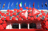 Venice Film Festival — Stock Photo