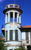 Villa, arkitektur detaljer — Stockfoto