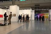 Miart - modern ve çağdaş sanat, milano uluslararası sergisi — Stok fotoğraf
