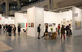 MiArt - International Exhibition of Modern and Contemporary Art, Milano — Stock Photo