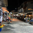 The market in Thassos, Greece. — Stock Photo #25790881
