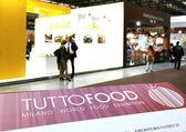 Tuttofood, feria milano world food — Foto de Stock