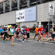 Milano City Marathon — Stock Photo