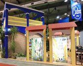 International Tourism Exchange Exhibition — Stock Photo