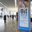Stock Photo: BIT, International Tourism Exchange 2013