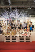 Macef, International Home and Accessories Show Exhibition - Mila — Stock Photo