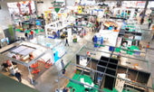 Trade show — Stock Photo
