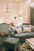 Home interior design — Stock Photo