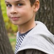 Portrait of young boy — Stock Photo #16230305
