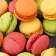 Tasteful macaroons — Stock Photo