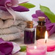 Royalty-Free Stock Photo: Spa setting