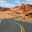 Curvy Road — Stock Photo #13152578