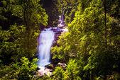 Sirithan waterfall in chiangmai thailand — Stock Photo