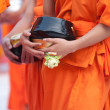Thailand monk — Stock Photo