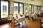 Restaurant interior — Stockfoto