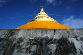 パゴダ ・ プラ ・ シン寺院 — ストック写真