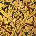Traditional Thai fine art — Stock Photo