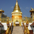 Stock Photo: Thailand pagoda