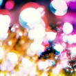 ストック写真: Abstract blur lighting design
