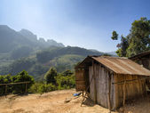 Chiang Dao Hill Thailand — Stock Photo