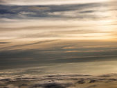 Seascape chmura — Zdjęcie stockowe