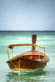 Boat at sea Thailand — Stock Photo