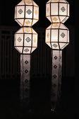 Lantern festival in Thailand — Stock Photo