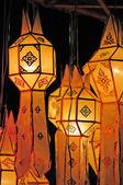Lanna Lanterna — Foto Stock